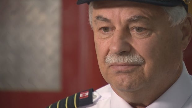 Hartland fire Chief Mike Walton says some of the money raised by a provincial levy for the Fire Marshal's Office doesn't make it there.