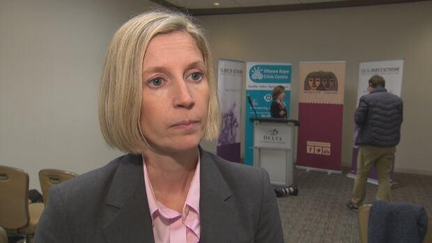 Carrolyn Johnston, Ottawa Coalition to End Violence Against Women