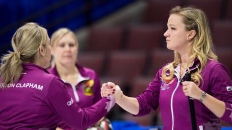 Curling chemistry: Chelsea Carey calls on former champ for Olympic run thumbnail