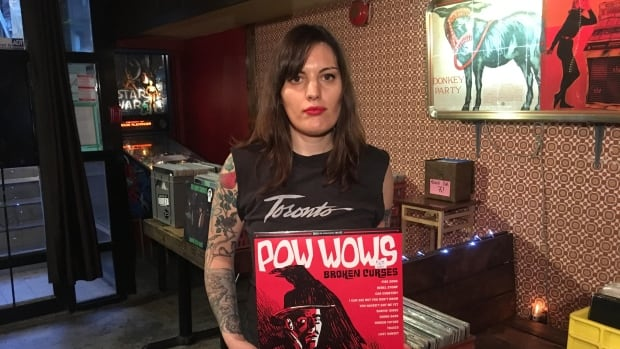 Lisa Pereira says she has always been drawn to vinyl and has been thinking about opening up her own store for over a decade.