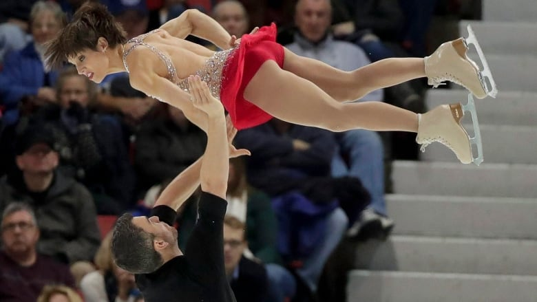 Watch the Grand Prix of Figure Skating Final