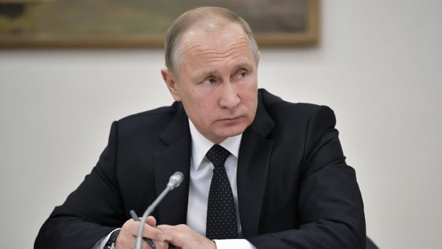 Russian president Vladimir Putin says he will not stop the country's athletes from participating in the 2018 Winter Olympics.
