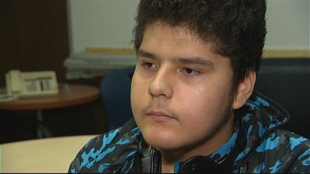 Daniel Bird was one of 264 young people interviewed by the Advocate for Children and Youth.
