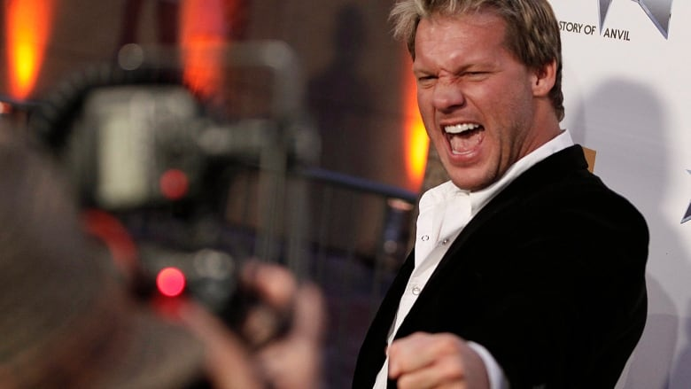 From TV to wrestling, Chris Jericho is the king of the comeback