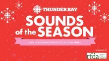 CBC Thunder Bay Sounds of the Season poster