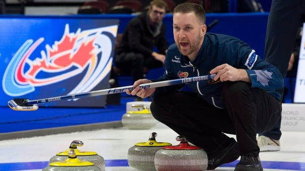 With a 3-2 record and three key games left in the round robin, Brad Gushue will need to summon his best curling as the pressure mounts at the Canadian trials.