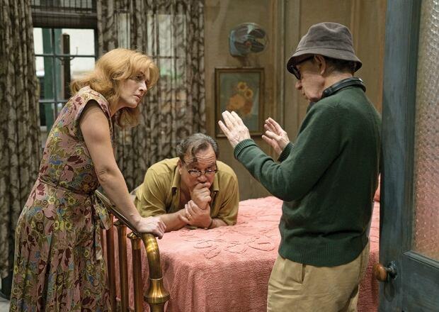 Woody Allen directing wonder wheel