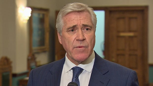 Premier Dwight Ball told reporters Wednesday that changes to the legislation governing Nalcor Energy could be introduced as soon as the spring session of the House of Assembly.
