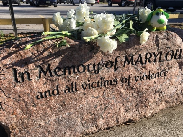 Marylou memorial, Windsor