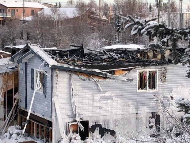 Ndilo house fire