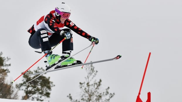 Marielle Thompson suffered a serious injury during a training run in October, but the Olympic and World Cup ski cross champion quickly returned to the gym, and a return for the 2018 Games has not been ruled out.