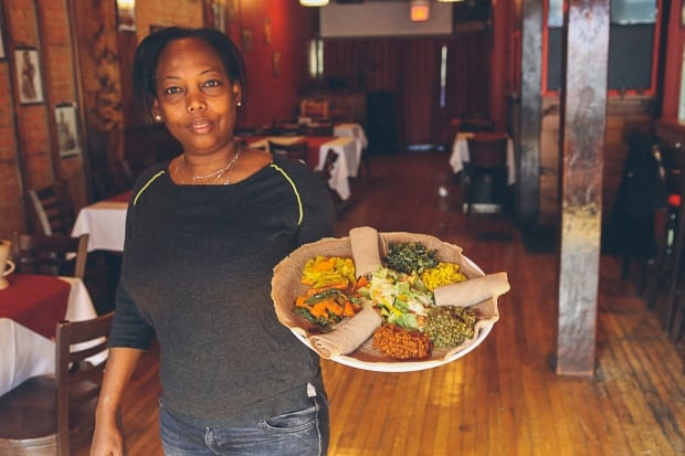 Metro Morning food guide King Solomon and Queen of Sheba