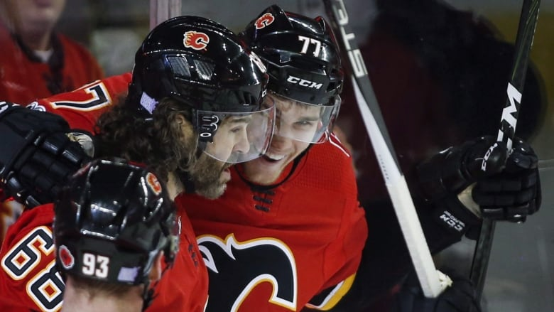 Flames' Jankowski knows team is capable of more despite recent struggles