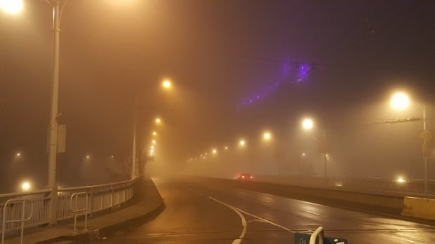 Metro Vancouver under fog advisory