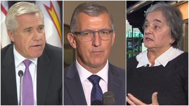 Dwight Ball leads party leaders in voter support, according to a poll released Thursday, but most people surveyed are dissatisfied with the performance of his government.
