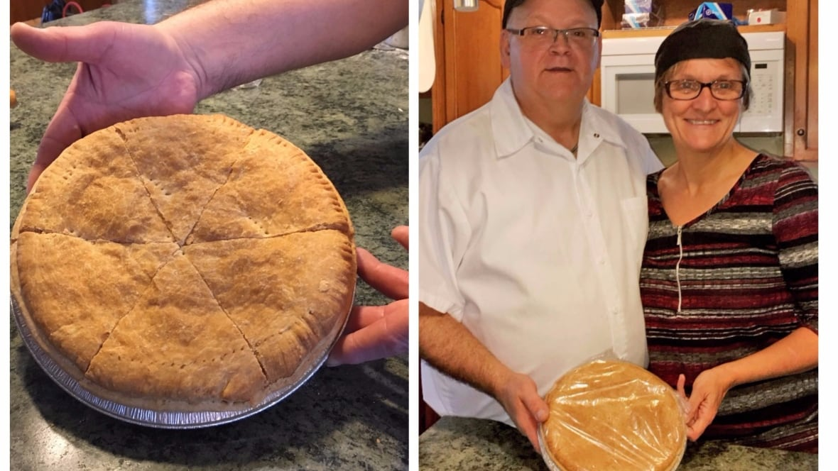 How to make an Acadian meat pie in 6 easy steps