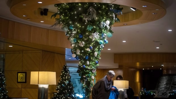 Inverted Christmas Trees: Dizzying Trend Has Ancient Roots