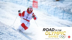 Road to the Olympic Games: World Cup moguls from Tremblant