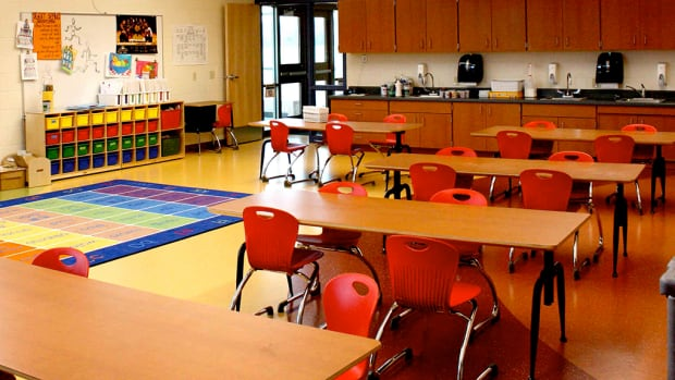 French immersion in junior kindergarten will be phased out in the fall.