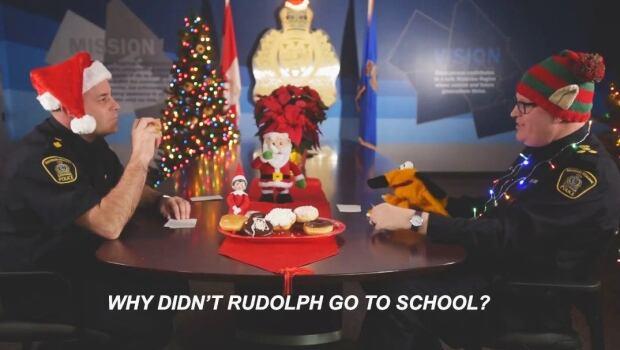 Haffner Larkin holiday video