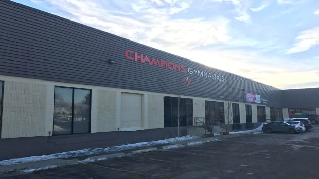 Champions Gymnastics, located at 95th Avenue and 49th Street in Edmonton, was founded by Michel Arsenault and his wife in 2002.