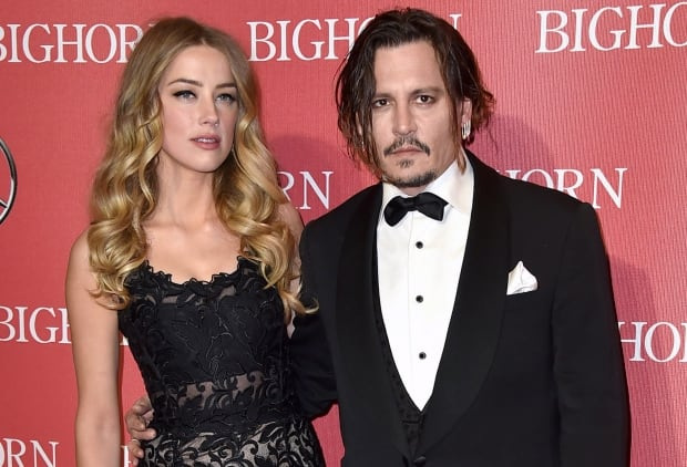 Johnny Depp-Divorce