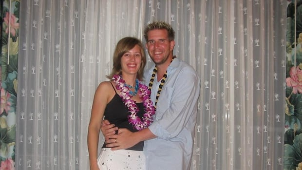 Linnea Veinotte's husband, Matthew, posted this picture on a Facebook memorial page on the second anniversary of Dec. 6, 2015, disappearance.