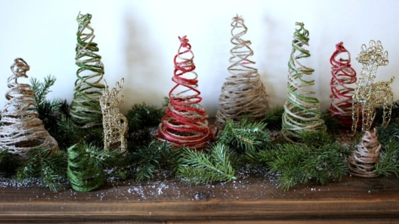5 Christmas Diys To Try This Weekend Cbc News