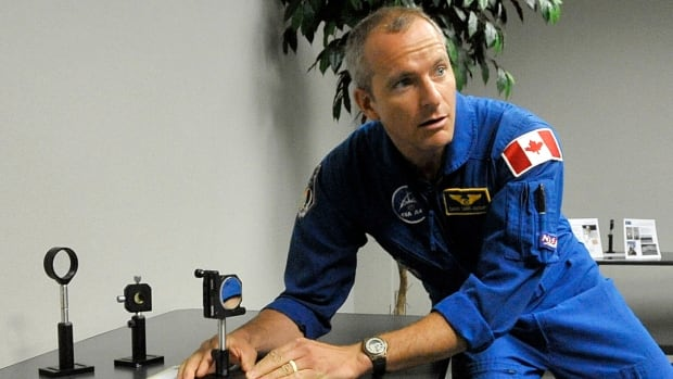 David St-Jacques will be Canada's next astronaut to launch into space. His flight is scheduled for November 2018.