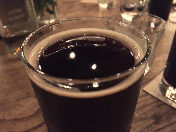 Beer in BC craft beer dark chocolate