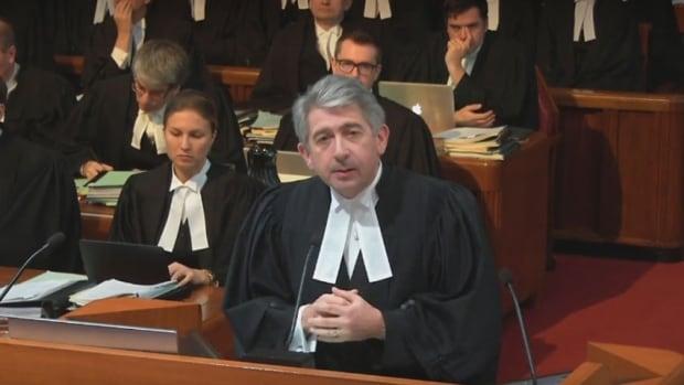 Mark Gelowitz, Montreal Economic Institute lawyer