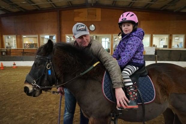 Owen helps his daughter