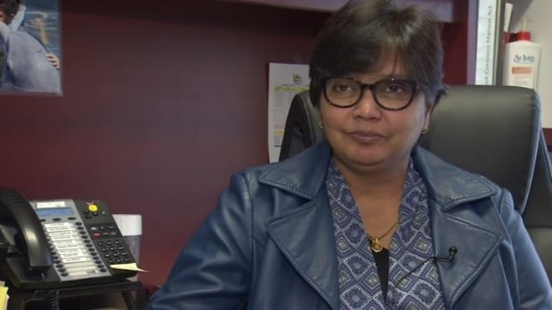 Padma Suramala says it's the responsibility of her office to warn residents about dangerous practices.