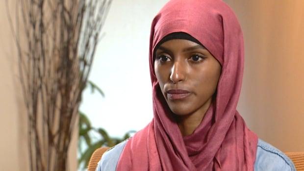 Amino Rashid says the response from Husky Energy won't deter discrimination.