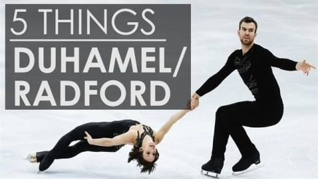 5 Things about Meagan Duhamel and Eric Radford