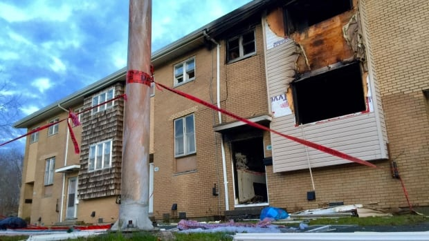 Firefighters responded around 2 a.m. Friday and spent about five hours at the scene.