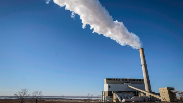 Steam billows from the Sheerness coal fired generating station near Hanna, Alta., Tuesday, Dec. 13, 2016. At least six major environment policies, bills or strategies to implement parts of the pan-Canadian climate change framework are expected in 2018, including a bill to phase out coal fired power plants.