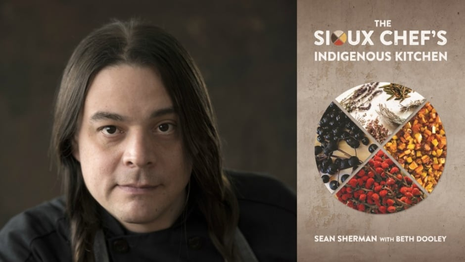 Chef Sean Sherman is bringing back real food, focusing on traditional Indigenous cuisine.