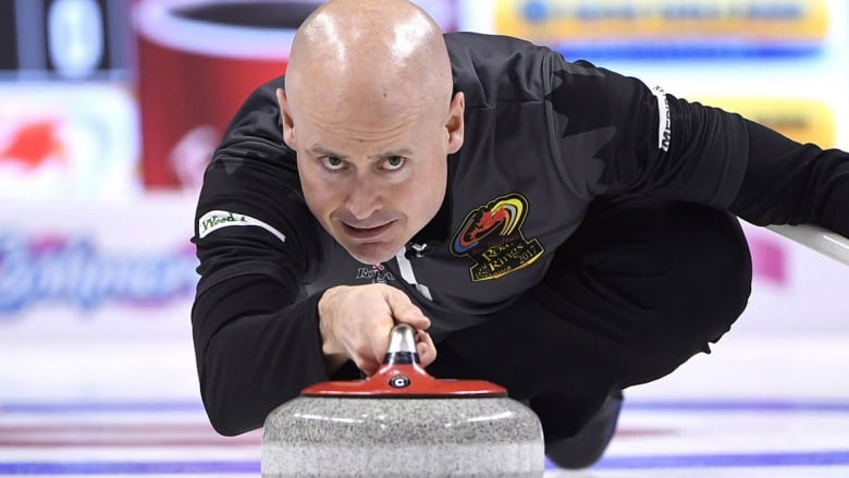 With A Perfect   Record Heading Into His Round Robin Finale Kevin Koe Has Already Clinched A Spot In The Trials Final Justin Tang Canadian Press