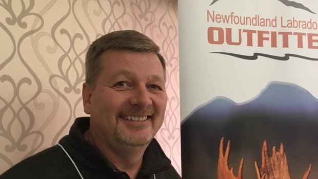Ron Hicks says work from Nalcor's transmission line, on the Northern Peninsula, has impacted outfitters in the area.