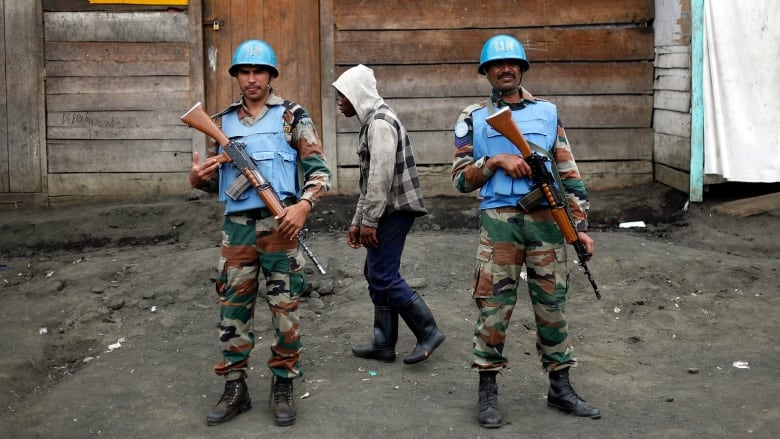 UN expresses 'outrage' as 14 peacekeepers killed in Congo