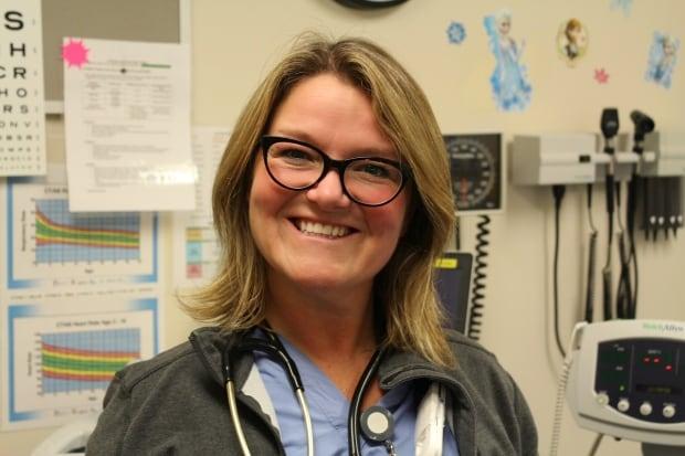 Nurse Leeanne Nesbitt