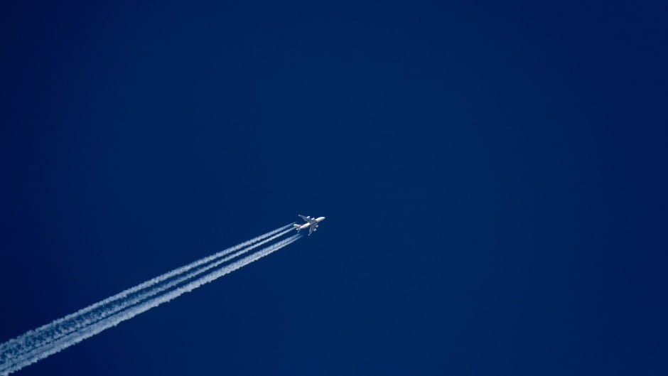 Those could be sugary contrails if new research into sugarcane jet fuel is adopted by the aviation industry.