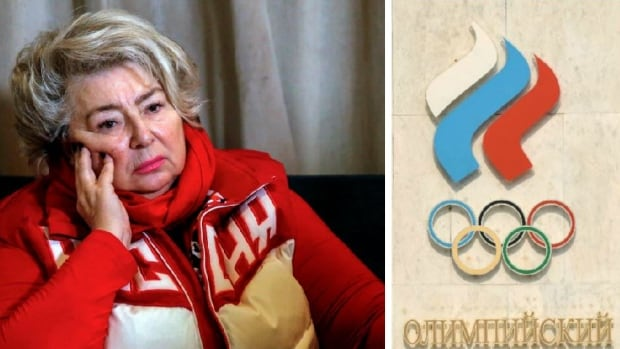Russia banned by IOC