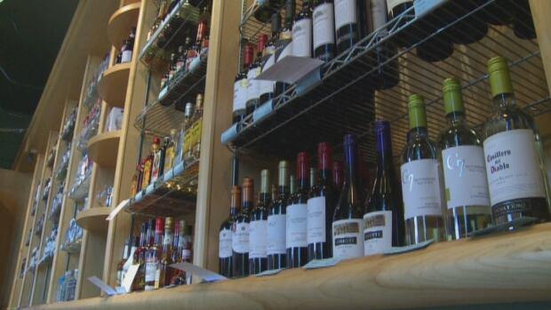 PEI Liquor Store