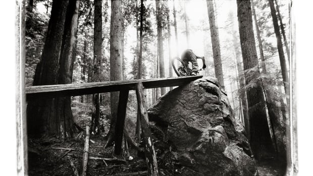 A documentary film by a former professional mountain biker tells the origin story of the sport in B.C.