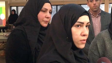 Yosif Al-Hasnawi mother