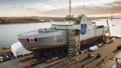 The Liberals want to 'refresh' the shipbuilding strategy. What does that mean? | CBC