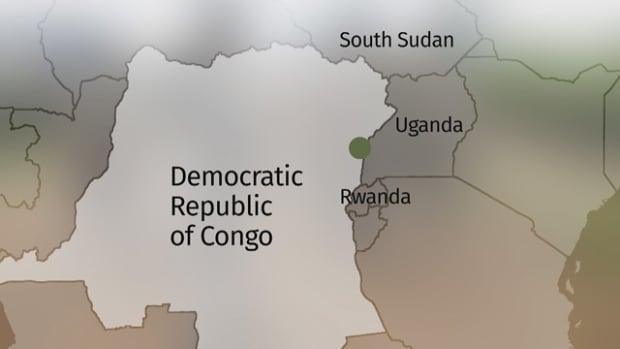 MAP Congo, Beni, North Kivu