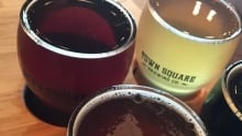 Town Square Brewing beer